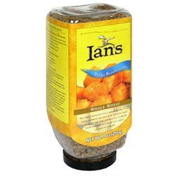 Ian's Natural Foods Panko Breadcrumbs Whole Wheat Style - 9 oz