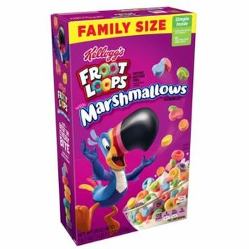 Kellogg's Froot Loops with Marshmallows Breakfast Cereal 18.7 Oz