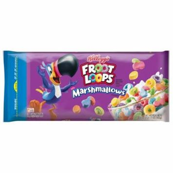 Kellogg's Froot Loops with Marshmallows Breakfast Cereal 32.5oz Bag
