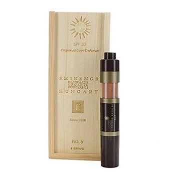 Eminence Organic Skincare No. 5 Cinnamon Bronzer, 0.35 Ounce