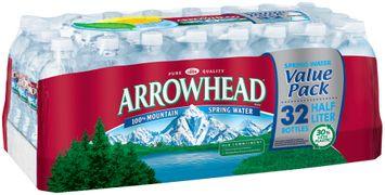 ARROWHEAD Brand 100% Mountain Spring Water