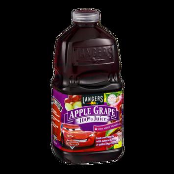Langers Apple Grape Juice 100% Juice