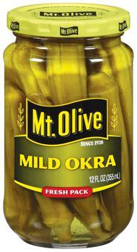 mt Olive Mild Okra