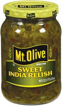 mt Olive Sweet India Relish
