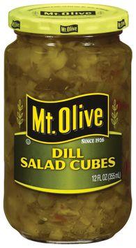 mt Olive Dill Salad Cubes