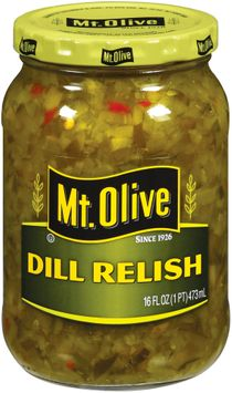 mt Olive Dill Relish