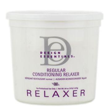 Design Essentials Regular Conditioning Relaxer - 64 oz