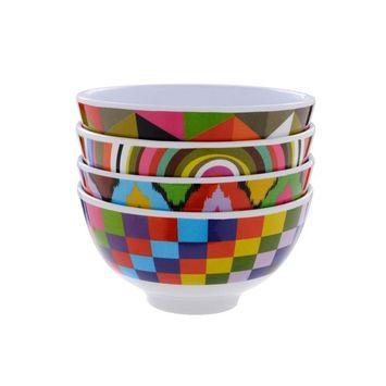 4 Piece Mini Bowl Set