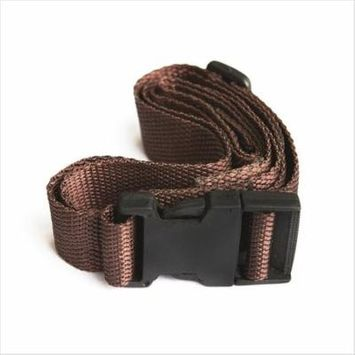 Replacement Straps for High Chair Brown, 4 straps