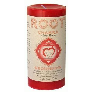 Pillar Chakra Root Muladhara