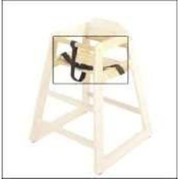 G.E.T. STRAPS Replacement Brown Cloth Strap for High Chairs