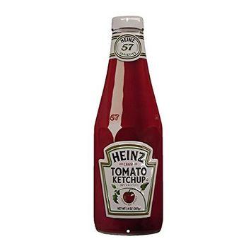 Heinz Bottle Tin Sign 6 x 21in