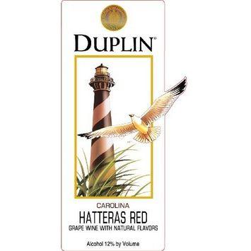Duplin Hatteras Red Sweet Red Wine