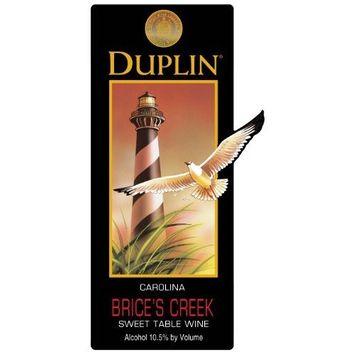 Duplin Brice Creek Sweet Table Wine