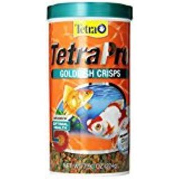 Tetra TetraPRO Goldfish Crisps Fish Food, 7.90oz [name: size value: size-7.90oz]