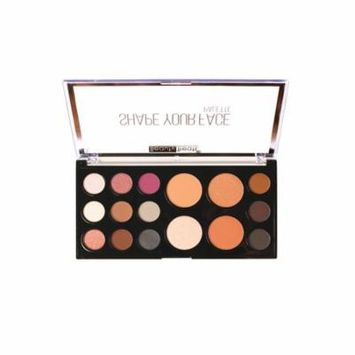 Womens Shape your Face Palette All in One Pro Makeup Palette 480