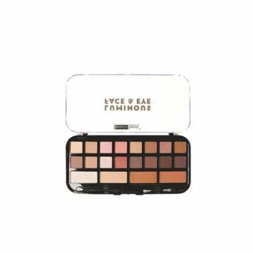 Womens All About Eyes Palette Matte & Shimmer Smoky Palette 704
