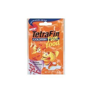 TetraFin Fun Food Goldfish Food Small Bag .42oz
