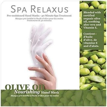 Spa Relaxus Olive Oil Hand Mask