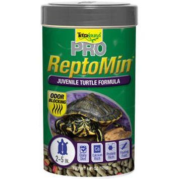 Tetra Tetrafauna Pro Reptomin Juvenile Turtle Food Formula, 4.41 oz