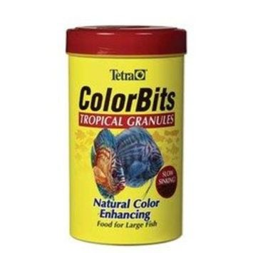 TetraColor Tropical Granules with Natural Color Enhancer