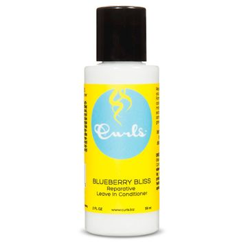 Curls Blueberry Bliss Reparative Leave In Conditioner - 2 oz