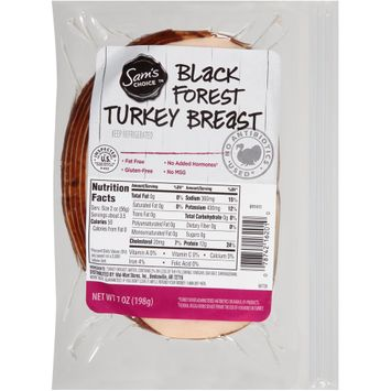 Sam's Choice™ Black Forest Turkey Breast