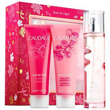 Caudalie Rose De Vigne Fragrance Set