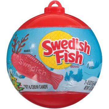 Swedish Fish Candy Ornament