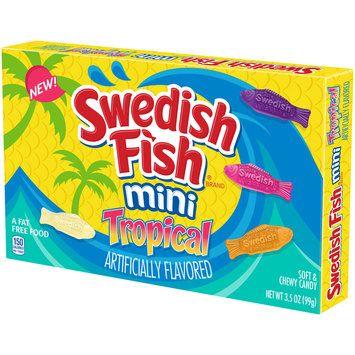 Swedish Fish® Mini Tropical Candy