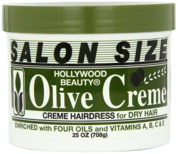Hollywood Beauty Olive Creme