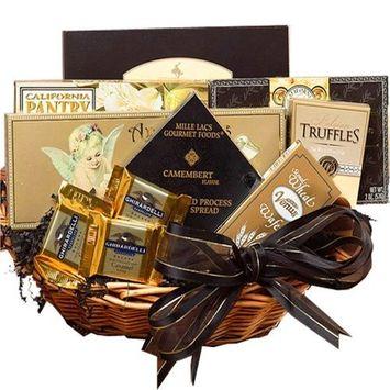 Art of Appreciation Gift Baskets with Heartfelt Sympathy Gourmet Food Gift Basket