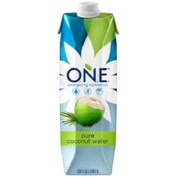 One Natural Experience Pure Potential - Water - Case of 12 - 1 Liter