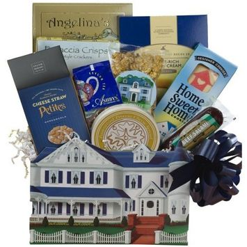 Welcome To Your New Home! Housewarming Gourmet Food Gift Box