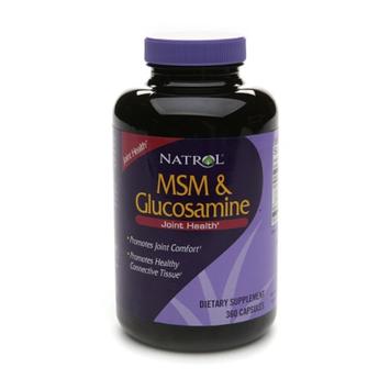 Natrol MSM & Glucosamine