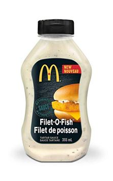 McDonald's Filet-O-Fish Sauce