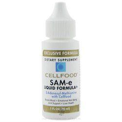 Lumina Health Products, Cellfood SAM-e Liquid Formula+ 1 fl oz