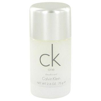 CK Oné 2.6 oz Deodorant stick Unisex