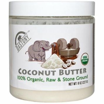Dastony, Coconut Butter, 100% Organic, 8 oz (pack of 4)