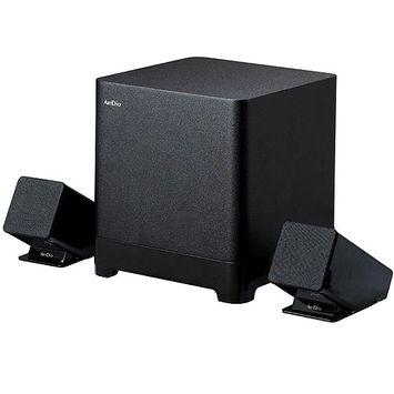Kinyo Sw370b 2.1 Multimedia Speaker System