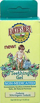 EarthS Best Teething Gel Organic - .33 Oz