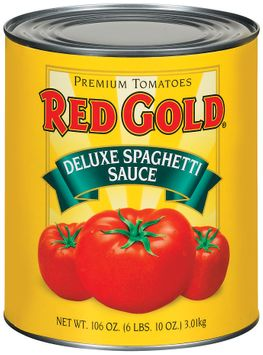 Red Gold Deluxe Spaghetti Sauce