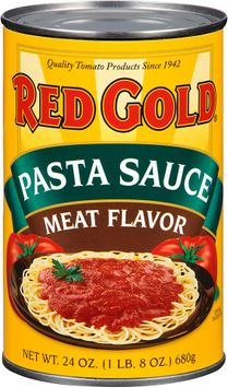 Red Gold® Meat Flavor Pasta Sauce