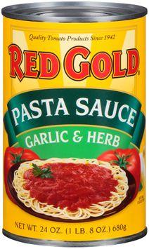 Red Gold® Garlic & Herb Pasta Sauce
