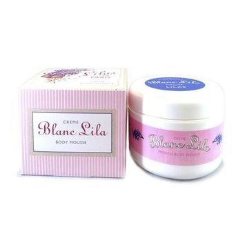 Blanc Lila Body Mousse (gift boxed) 8oz