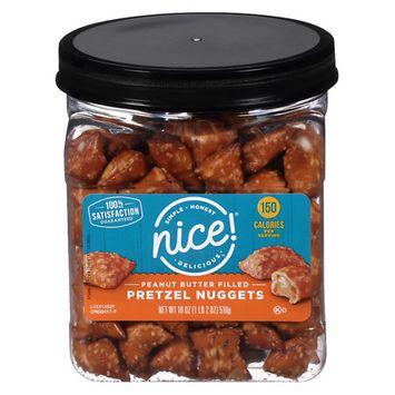 Good & Delish Peanut Butter Filled Pretzels - 18 oz.