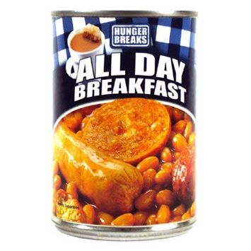 Crosse and Blackwell Hunger Breaks All Day Breakfast 410g by Crosse & Blackwell