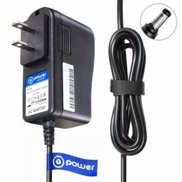 T-Power Ac adapter for 12vdc Emjoi AP-18 AP-18MS Emagine Dual Opposed 72 Tweezer Head Epilator ( White, Black , Red ) Charger Power supply