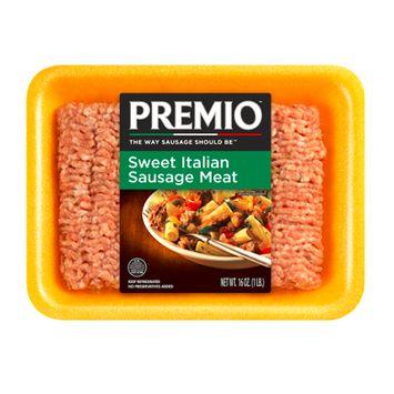 Premio Sweet Italian Sausage Meat