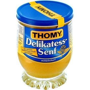 Thomy Medium -Hot Mustardin Jar (250 ml)